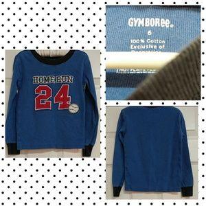 Gymboree baseball shirt